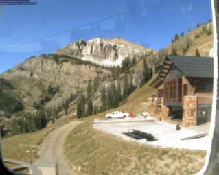 Webcam Teton Village, Wyoming