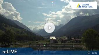 Webcam Klosters Platz