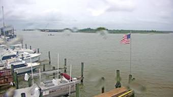 Webcam Port O'Connor, Texas