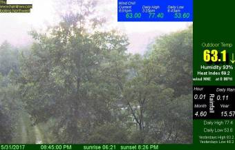 Webcam Hamlin, West Virginia