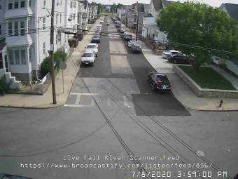 Webcam Fall River, Massachusetts