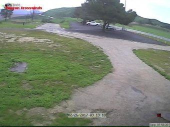 Webcam Castaic, California