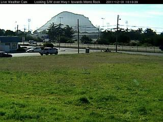 Webcam Morro Bay , California