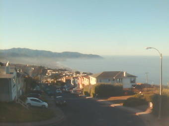 Webcam Daly City, California
