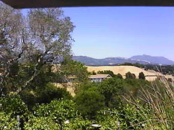 Webcam Healdsburg, California