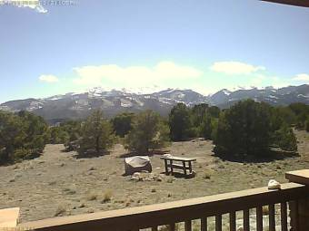 Webcam Salida, Colorado