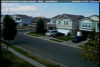 Webcam Thornton, Colorado