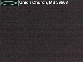 Webcam Union Church, Mississippi