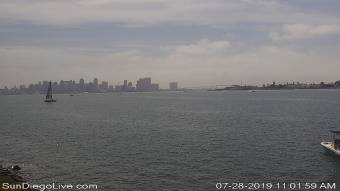 Webcam San Diego, California