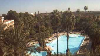 Webcam Marrakech