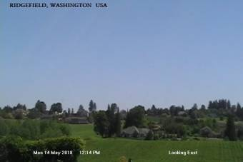 Webcam Ridgefield, Washington
