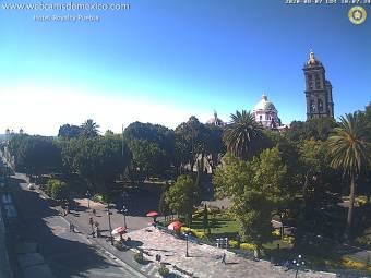 Webcam Puebla