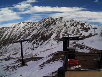 Webcam Arapahoe Basin, Colorado