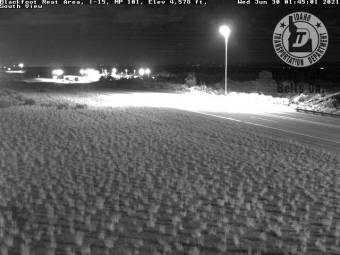 Webcam Blackfoot, Idaho