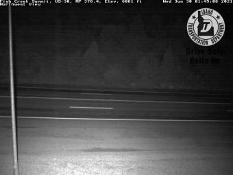 Webcam Bancroft, Idaho