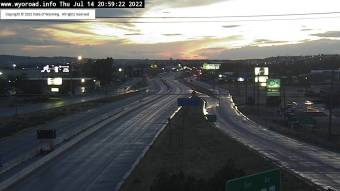 Webcam Casper, Wyoming