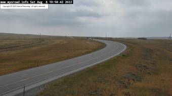 Webcam Hiland, Wyoming