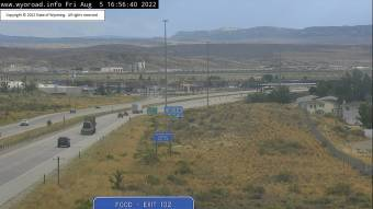 Webcam Rock Springs, Wyoming