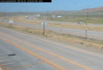 Webcam Evanston, Wyoming