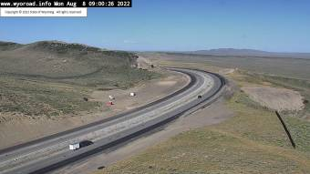 Webcam Elk Mountain, Wyoming
