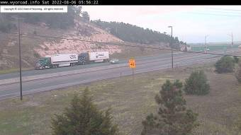 Webcam Pine Bluffs, Wyoming