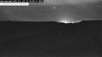 Webcam Antelope Hills, Wyoming
