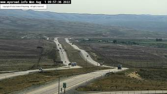 Webcam Walcott, Wyoming