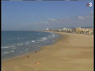 Webcam La Playa de Calafell