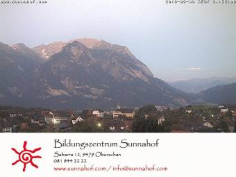 Webcam Oberschan