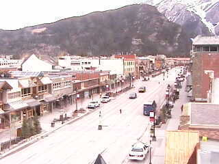 Webcam Banff
