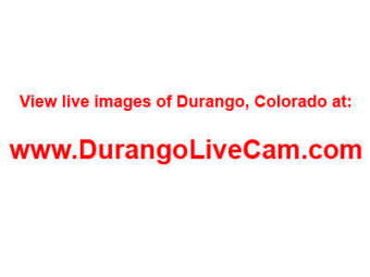 Webcam Durango, Colorado