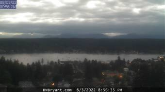 Webcam Poulsbo, Washington