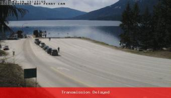 Webcam Kootenay Bay