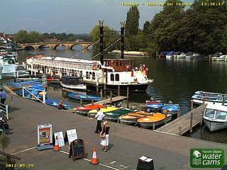 Webcam Henley-on-Thames