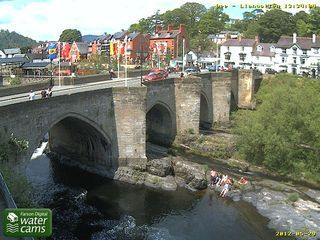 Webcam Llangollen