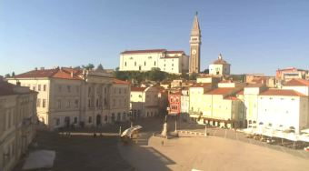Webcam Piran