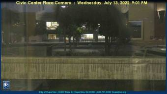 Webcam Cupertino, California