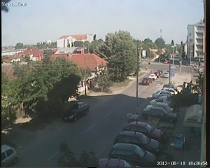 Webcam Novi Sad