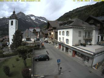Webcam Champéry