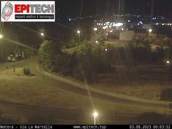 Webcam Matera