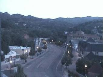 Webcam Manitou Springs, Colorado