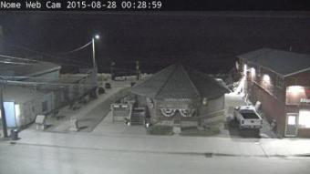 Webcam Nome, Alaska