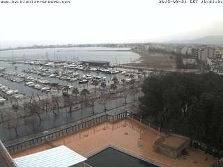 Webcam Roses - Costa Brava