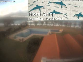 Webcam Kolymvari (Crete)