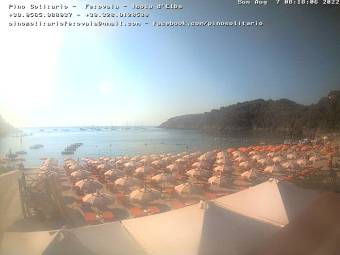 Webcam Fetovaia (Elba)