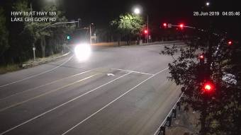 Webcam Crestline, California