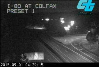 Webcam Colfax, California