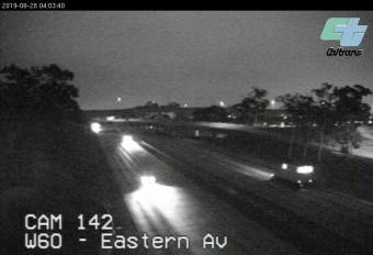 Webcam East Los Angeles, California
