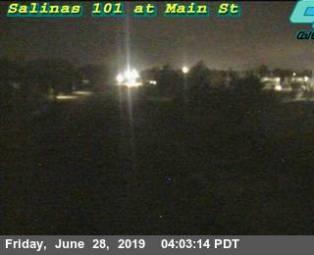 Webcam Salinas, California