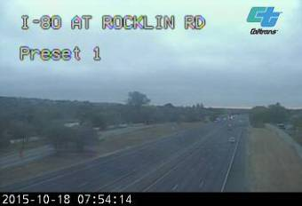 Webcam Rocklin, California